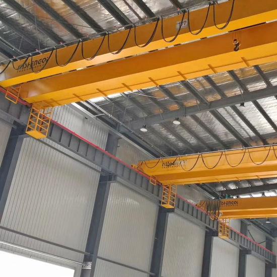 Eot Crane for Steel Manufacturer