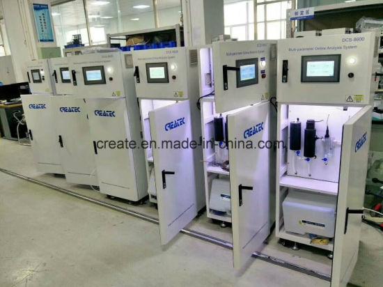 Multi Parameter System Combine The pH Turbidity Chlorine Do, Conductivity