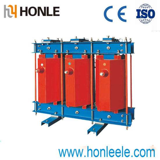 China 2017 Electrical Transformers Types for Epoxy Resin