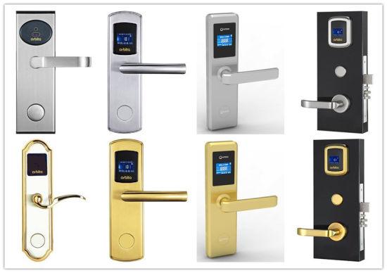 Modern Orbita High Security Electronic Digital Hotel Door Lock E3031 Awesome - Awesome high security door locks Amazing
