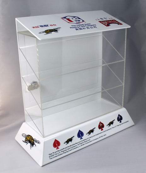 Customize Clear Acrylic Supermarket Store Home Display Box pictures & photos