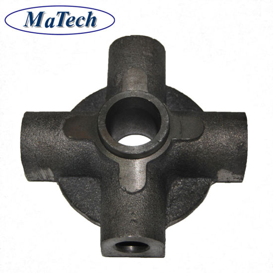 Machinery Machining Ductile Iron Casting Valve Cover pictures & photos