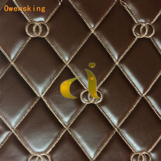 Car Seat Covering Embroidery Leather Designs