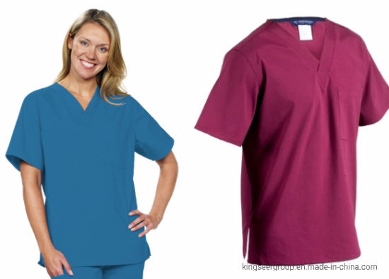 Customized Fashion Nursing Unisex Body Scrubs Uniforms