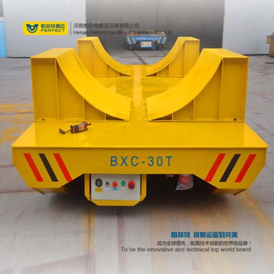 Motorized Coil Transporter for Transfer Heavy Cargo pictures & photos