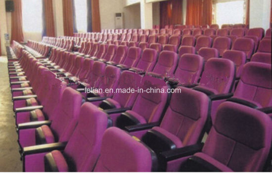 Auditorium Chair Hall Seat, Theater Church Chair (LL-W007) pictures & photos