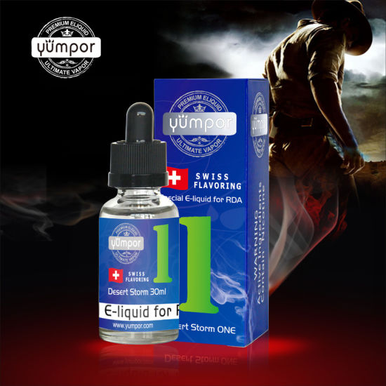 Yumpor The Great Organic Vape Ejuice for Ecigarette with High Vg Series  with Free Samples