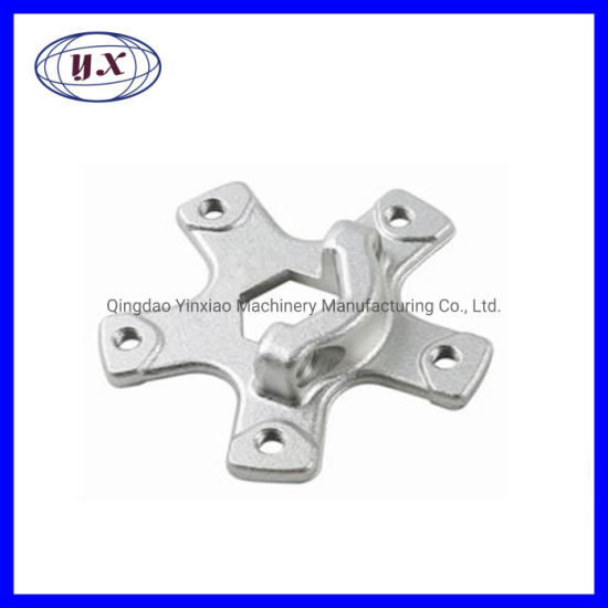 OEM Customized Steel CNC Machined Hot Forging Parts