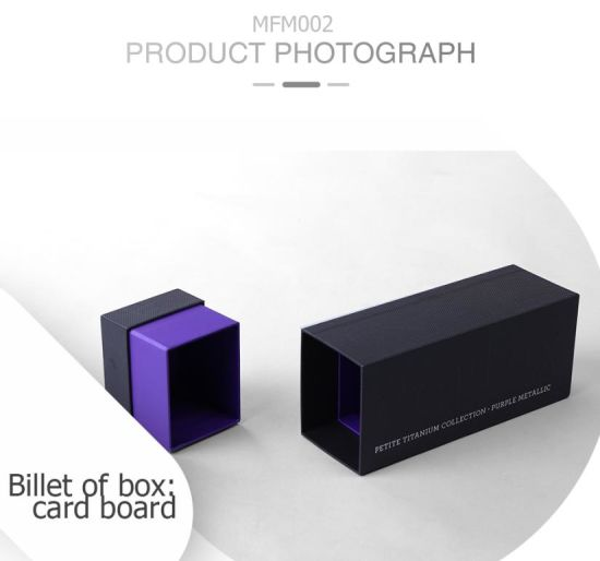 Modern Fashion Rigid Cardboard Rectangle Electronic Gift Box pictures & photos
