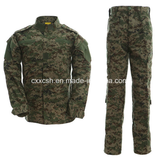 Russia Jungle Outdoor Camouflage Acu Military Clothing