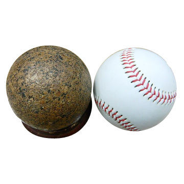 PVC Leather Baseball