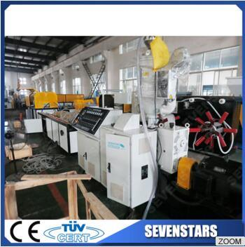 Plastic PVC Window Profile Making Machine