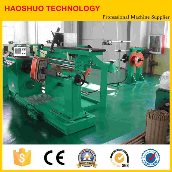 Single Automatic Transformer Coil Winding Machine pictures & photos