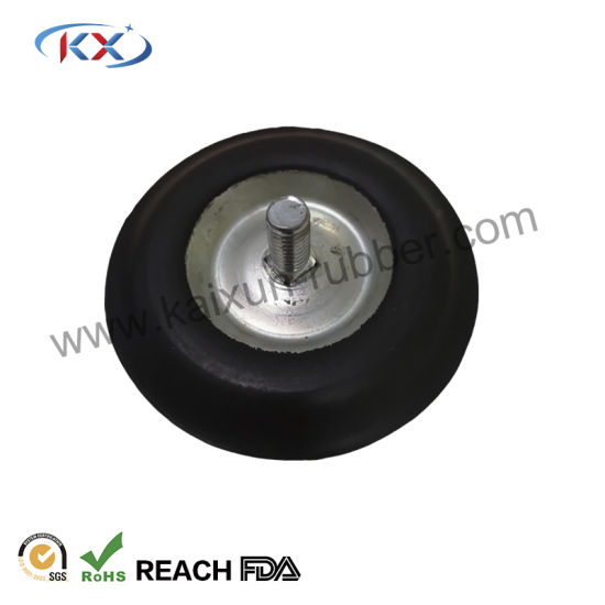Molded Rubber Isolator Rubber Bush Rubber Mount Rubber Products