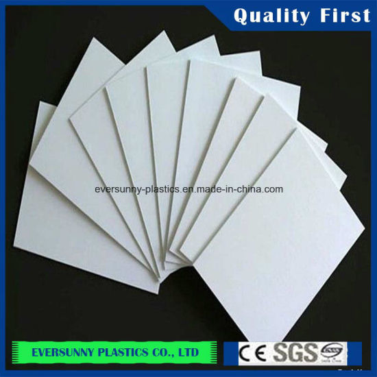 China Plastic Pvc Sheet Pvc Foam Sheet For Frames Photo Design