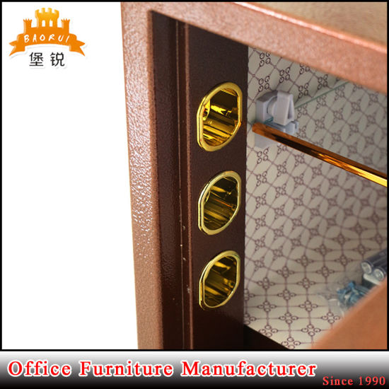 Security Digital Electronic Mini Deposit Hotel Safe Box pictures & photos