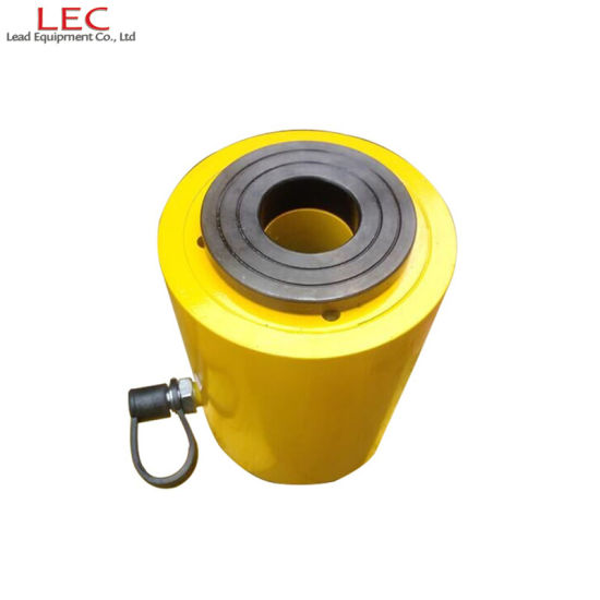 Lec Single Acting Hollow Hydraulic Cylinder