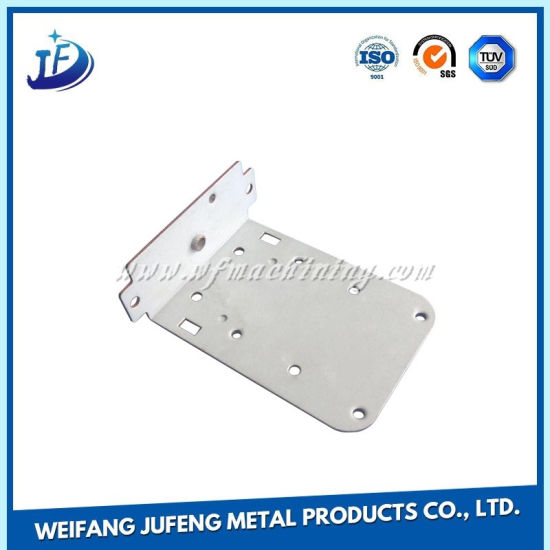 OEM and Customized Steel Sheet Metal Hot Stamping with Electroplating pictures & photos