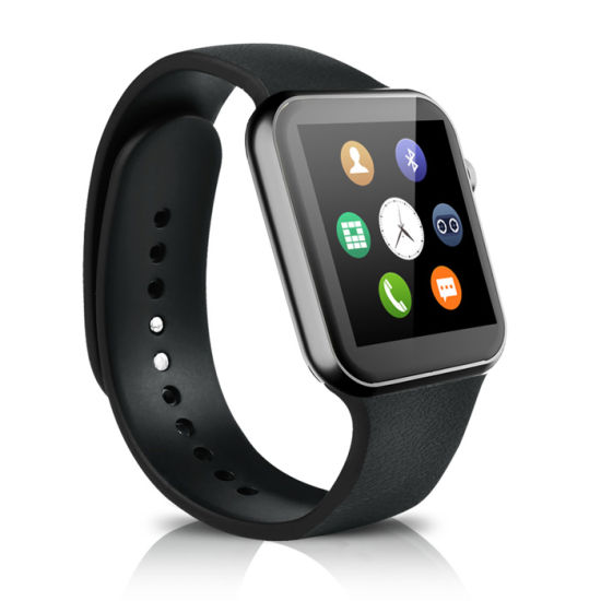 Mtk6502A 1.54inch Watch Wrist Phone Support Ios. (A9) pictures & photos
