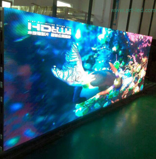 Outdoor P5 Full Color LED Video Wall with Waterproof IP65 pictures & photos