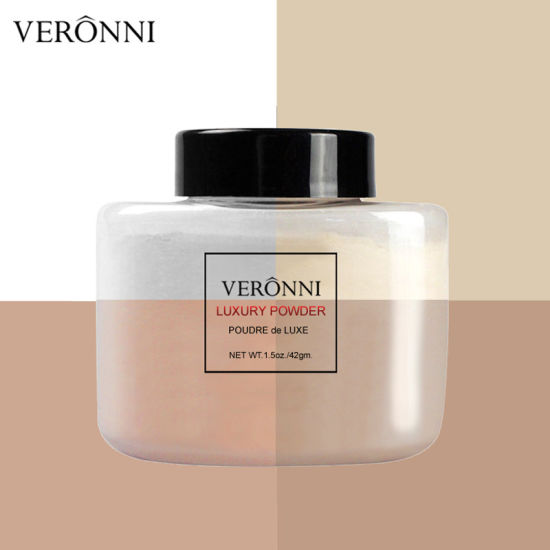 2018 Hot Sale Veronni 4 Colors Makeup Waterproof Loose Powder Foundation pictures & photos