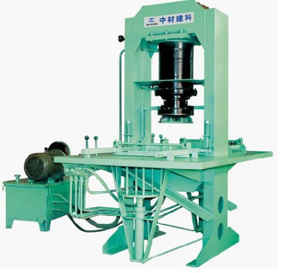 Zcjk Concrete Hollow Block Solid Brick Making Machine in China (ZCY200) pictures & photos