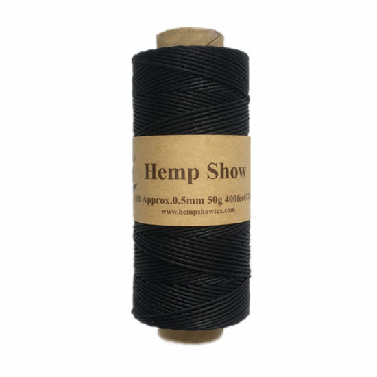 Hemp Twine 0 5mm 50g (HT0 5-50B)