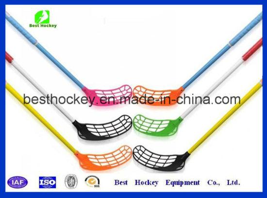 Carbon Composite Senior and Junior Salibandy Floorball Hockey Stick