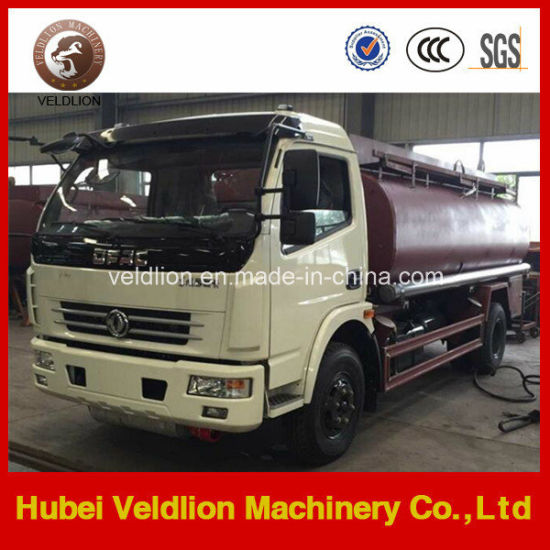 4X2 8m3, 8, 000 Litres, 8 Ton Oil Truck pictures & photos