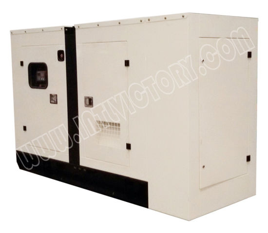 20kw/25kVA Silent Movable Diesel Generator with Cummins Engine pictures & photos