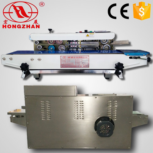 China Plastic Bag Continuous Sealing Machine Continue Sealer with