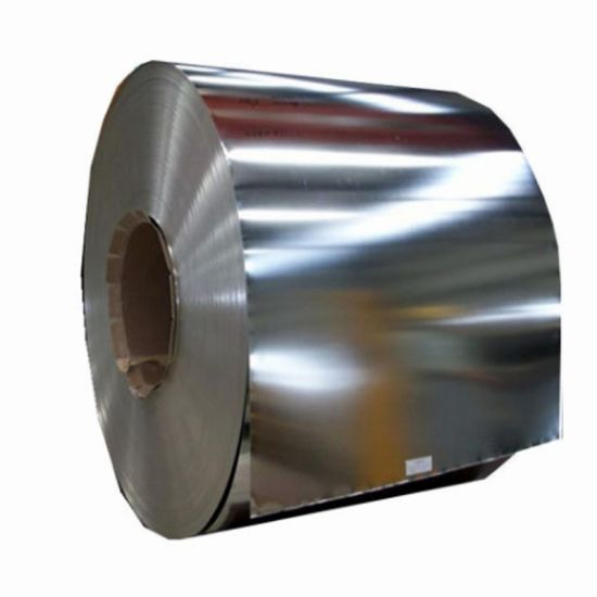 Zinc Coated Cold Rolled Galvanized Steel Coil pictures & photos