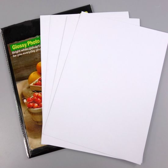 180GSM Matte Coated Photo Paper for Eco-Solvent Printing pictures & photos