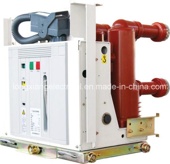 Indoor High Voltage Vacuum Circuit Breaker With Embedded Poles VIB 24