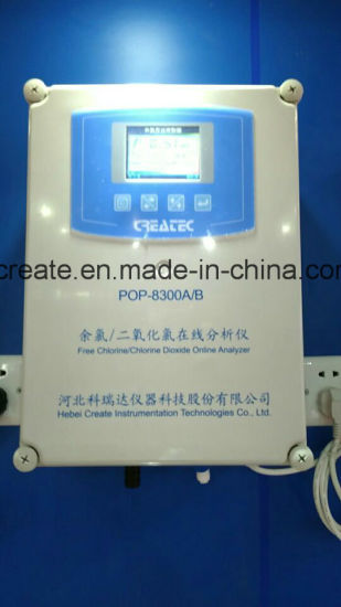 Free Chlorine Online Analysis & Control Low Cost Chlorine Online Controller