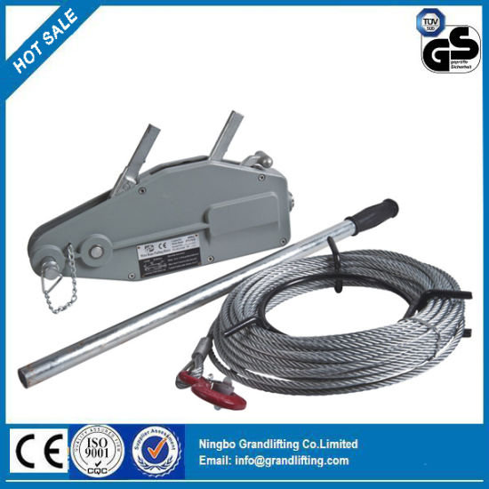 China Lifting Equipment Cable Hoist Pulley Block - China Wire Rope ...