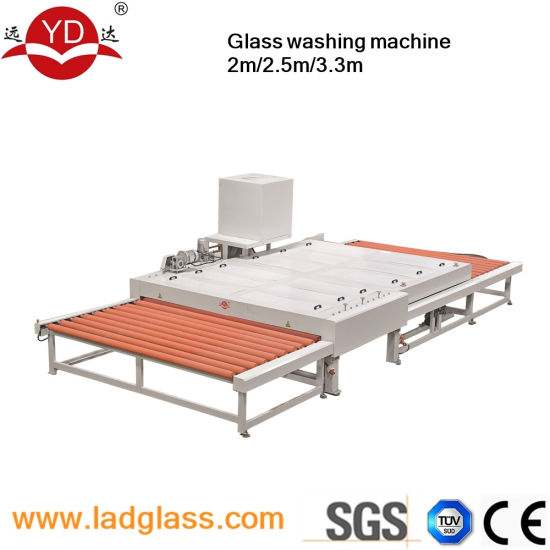 Automatic Washing Machine for Glass
