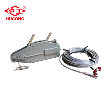 Outdoor Used Wire Rope Pulling Vit Winches pictures & photos