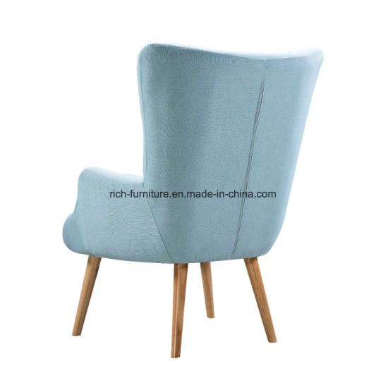 High Quality Hotel Fabric Sofas Arm Chair pictures & photos