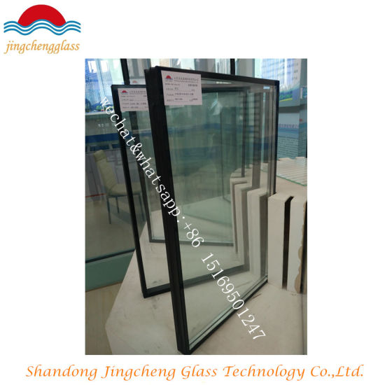 China Clear/Color Tempered Low E Insulated/Insulating Glass
