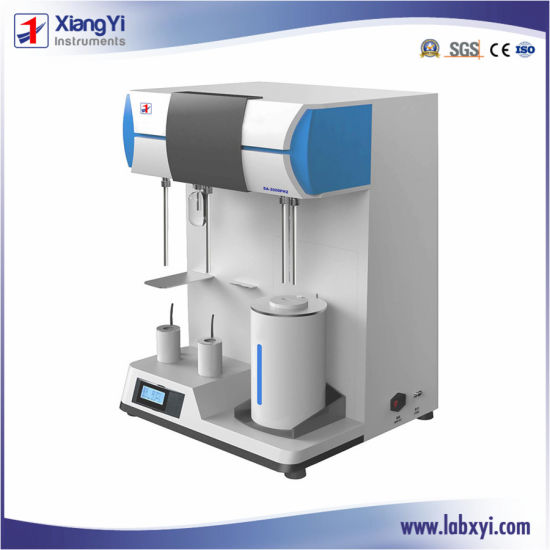 Automatic High-Pressure Gas Adsorption System Analyzer