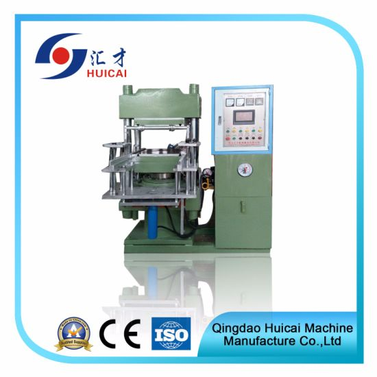 Engine Mountings Vulcanizing Machine