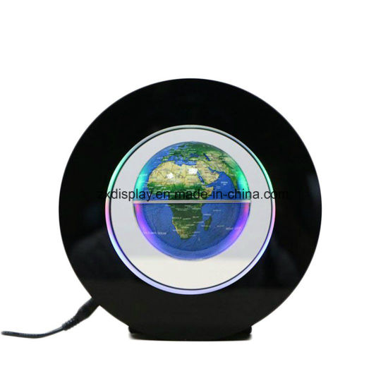 China floating globe with led lights acrylic magnetic levitation floating globe with led lights acrylic magnetic levitation floating globe world map gumiabroncs Images