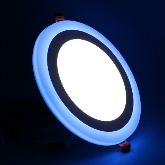 Super Slim Double Color LED Ceiling Downlight