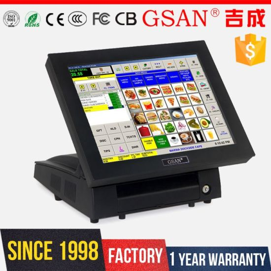 China Small Cash Registers Portable Cash Register Restaurant