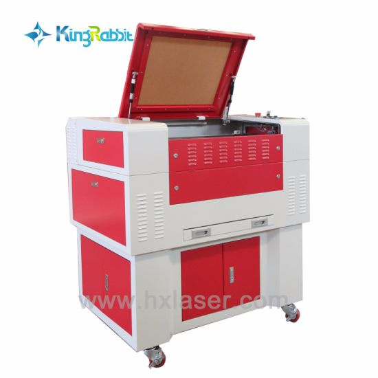 Rabbit 80W 100W 120W CO2 CNC Laser Engraving and Cutting Machine