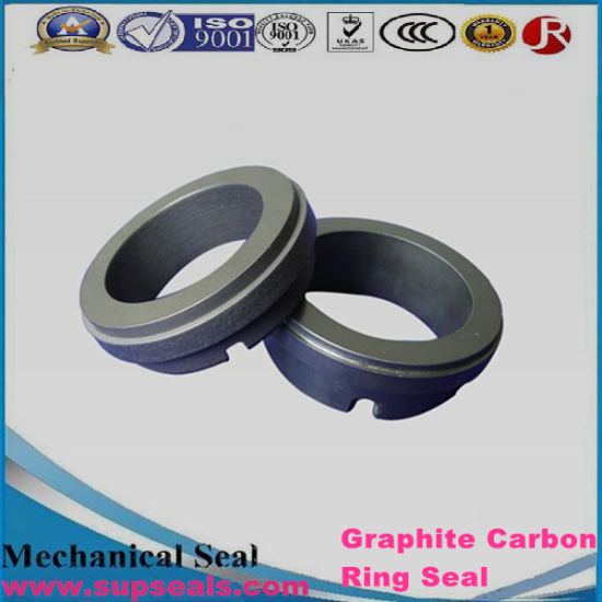 Best Quality Graphite Carbon Seal Ring pictures & photos