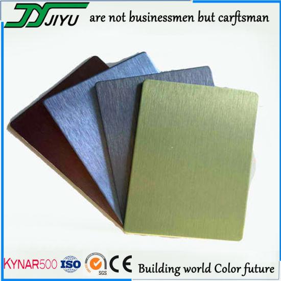 Wholesale PVDF Aluminum Composite Panel/ Building Materials