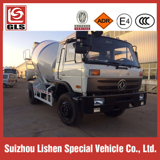 Dongfeng 4*2 Concrete Transit Mixer Truck pictures & photos