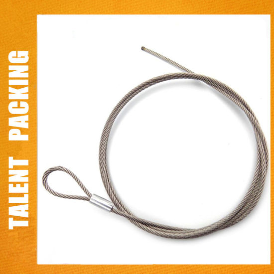 304/316 7*7 /7*19 Stainless Steel Wire Rope Sling
